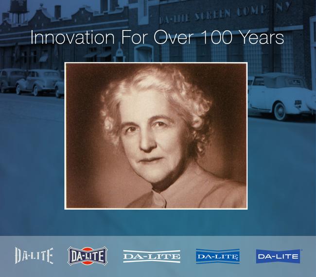 Da-Lite: Inventor Of The Silver Screen