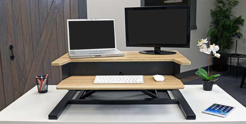 Convert Any Surface into a Standing Desk